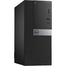 NEW Dell OptiPlex 5040 MT i5-6600 up to 3.9GHz 4GB 500GB tower DVD-RW **3YR WRTY