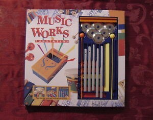 Music Works Funstation Tricia Binns Fun project kit and guide!