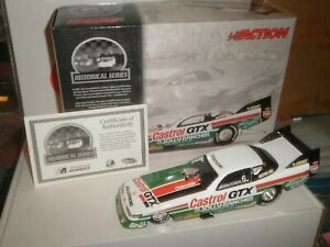 NHRA 1/24 JOHN FORCE 1990 CASTROL OLDSMOBILE 1/3,072  #1092