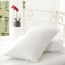 Pair of Luxury 100% Hungarian Goose Down Hotel Quality Pillows-Early's of Witney