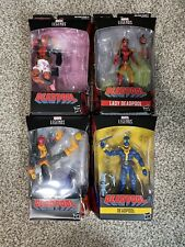 Marvel Legends- Deadpool Lot (NO BAF)
