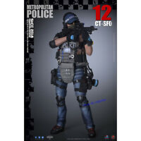 2018 SHCC SS112 Soldier Story 1/6 CONVENTION EXCLUSIVE CT-SFO Figure Action New