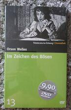 Im Zeichen des Bösen DVD Süddeutsche Zeitung Cinemathek Nr 13 OVP