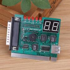 Motherboard USB & PCI Analyser Diagnostic Card Tester for Desktop & Laptop PC