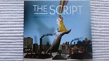 The Script 1st album 5 track digi Promo CD (very Rare)