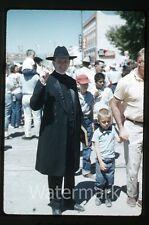 1959 Kodachrome photo slide Lander  WY  pioneer days #3