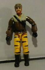vintage hasbro 3 3/4 GI JOE figure TIGER FORCE FROSTBITE