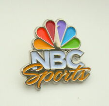 Vintage 1990s NBC Sports Peacock Network Television Collectible Pin New NOS