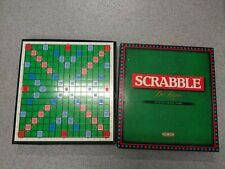 Scrabble Deluxe Large Board Game Spears - HAR