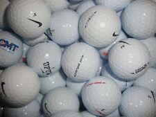 100 NIKE MIX GOLF BALLS (4A-/5A MINT)