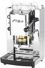 MACCHINA CAFFE A CIALDE FABER PRO TOTAL INOX MODELLO VAPOR