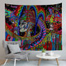 Punk Indian Tapestry Wall Hanging Mandala Hippie Bedspread Throw Bohemian Cover