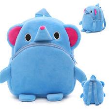 Toddler Baby Kids Child Mini Lovely Animal Backpack Schoolbag Shoulder Bag #15 E