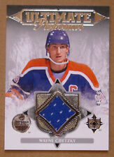 2016-17 WAYNE GRETZKY UD ULTIMATE COLLECTION ULTIMATE PERFORMERS JERSEY SP /49