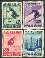 A07387 - Austria B138-41* the ski set never-hinged