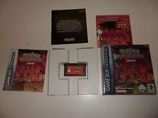 Nintendo Game Boy Advance  Pokémon Mystery Dungeon: Team Rot