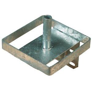 KERBL Lecksteinhalter Metall