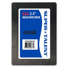 Super Talent FE8064MD2D(SZ) Duradrive Et3 64gb 2.5 Inch Ide Solid State Drive