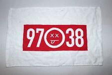 Air Jordan 12 Xii Flu Game Vintage White Red Towel 97 38 Brand New