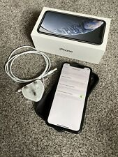 Apple iPhone XR - 64GB - Black (Unlocked) In Near Perfect Condition. Boxed.
