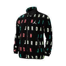Jordan Sport DNA Printed HBR Fleece Full-Zip Jacket Men's Black Activewear