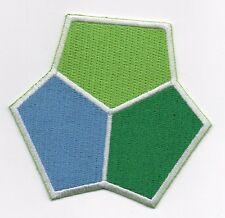 PARCHE RESIDENT  EVIL TRICELL INC AFRICA LOGO  PATCH