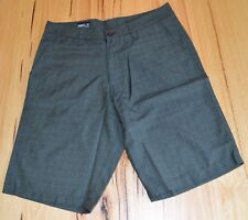O'Neill Mens Casual Walk Shorts - BEIGE CHECK  -SIZES -  33,36 & 38 - NEW