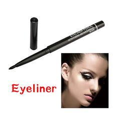 New Waterproof Rotary Gel Cream Eye Liner Black Eyeliner Pen Makeup Cosmetic