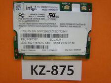 Compaq presario x1000 para portátiles Intel WLAN wm382100 card #kz-875