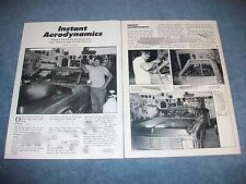 How To Tech Info Article on Chopping the Top on a 67-72 Chevy C10 68 69 70 71