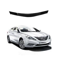 New Front painted Hood Guard Acrylic Molding B111 for Hyundai Sonata 2011 - 2013