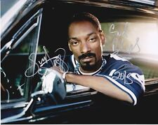 Snoop Dog Autographed 8x10 Photo (Reproduction) 1