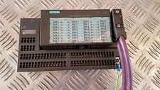 Siemens 6es7133-1bl01-0xb0 + 6es7193-1cl00-0xa0 Modulo