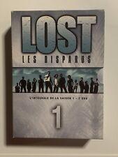 LOST Les disparus : l'intégrale de la saison 1 - Coffret 7 DVD