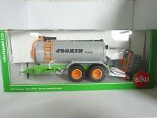 SIKU FARMER - 2270 Joskin Quadra Fasswagen Vacuum Tanker in box 1:32