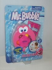 MR BUBBLE BATHTIME COLORATOR BATH COLORING FUN CLASSIC ADVERTISING CHARACTER