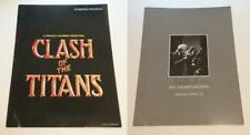 Clash of the Titans Cast/Crew & Ray Harryhausen: Special Effects Signed