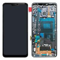 LG G7 Plus ThinQ G710 LCD Screen Digitizer Touch Frame
