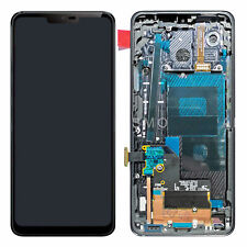 LG G7 Plus ThinQ G710 LCD Screen Digitizer Touch Frame
