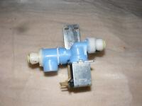 Fridge Freezer Water Valve 481236058486 GENUINE FREE DELIVERY