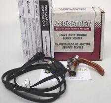 ZEROSTART 8608601 860-8601 HD Engine Block Heater 1000W Navistar DT360,DTA360