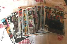 lot de 26 JUSTICE LEAGUE AMERICA  du 26 au 59 DC COMICS us vo