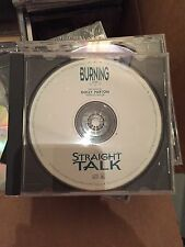 Dolly Parton Rare Promo CD Burning From Straight Talk Soundtrack