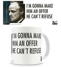 Tazza The Godfather - I´m Gonna Make Him An Offer He Can´t Refuse Padrino Mug