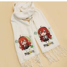 Anime Mushoku Tensei Winter Warm Cute Neckerchief Warm Scarf Scarves Gift #02