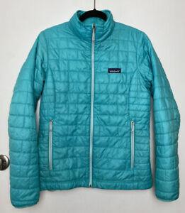 Patagonia Nano Puff Primaloft Insulated Jacket Medium Women's Down Puffer Coat