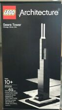 Lego 21000 Architecture Sears Tower NEUF