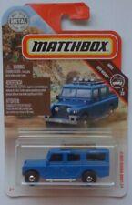 Matchbox 2019 MBX OFF-ROAD '65 Land Rover Gen II 64/100