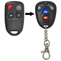 For Mazda Millenia Miata Replacement Remote Key Keyless Entry FOB Transmitter