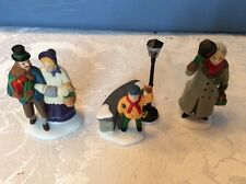 """Dickens Village Dept 56 - """"A Christmas Carol Morning"""" #55883 """"Nib"""""""